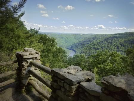 Cooper's Rock Overlook | © Javcon117* / Flickr