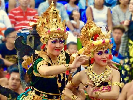 Ramayana in Bali | @Rajeev Rajagopalan/Flickr