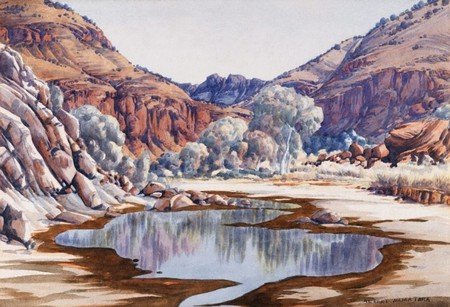Albert Namatjira © Flickr / Leonid Ll