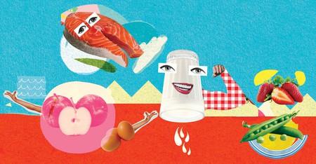 Illustrations for the Portuguese magazine Visão Júnior.
