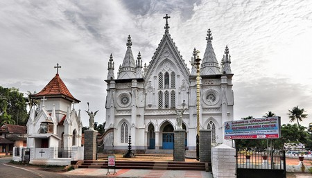 Kottakkavu Mar Thoma Pilgrim Church founded by St Thomas