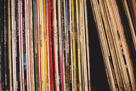 Vinyl Records | © Amy Cater/Flickr