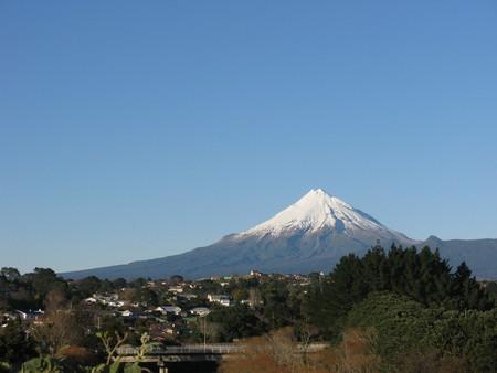 Mount Taranaki | ©Andrew and Annemarie/Flickr
