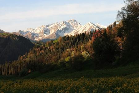 Kuerding Valley, Xinjiang