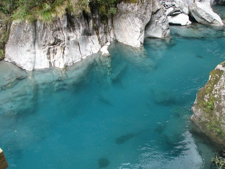 The crystal clear waters of the Blue Pools | © AllWays Rental NZ/Flickr