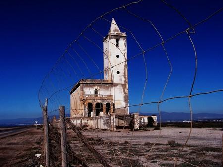 An abandoned church in Almeria's Cabo de Gata Natural Park | © Miguel Ángel Niebla/flickr