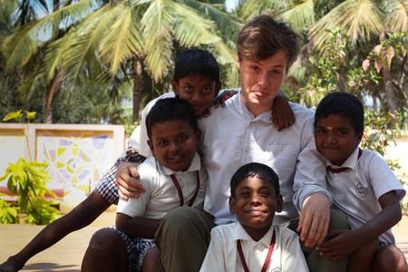 Volunteer in India   © Johan Bichel Lindegaard / Flickr