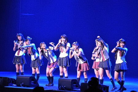 AKB48 Live | © Dennis Amith / Flickr