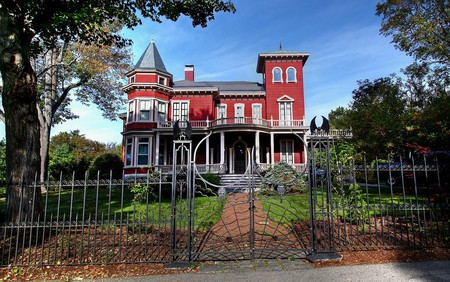 Stephen King's house | © Russ2009 / Flickr