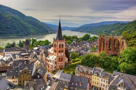View from the Postenturm | © Jiuguang Wang / Wikimedia Commons