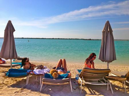 Yas Beach, Abu Dhabi   © Sarah_Ackerman/Flickr
