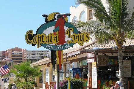 Captain Tony's