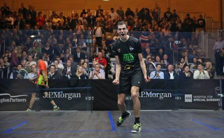 Ali Farag | © Professional Squash Association