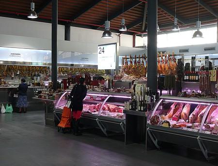 Almería's central food market | © Ziegler175 / WikiCommons