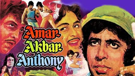 Amar Akbar Anthony (1977)   © Youtube