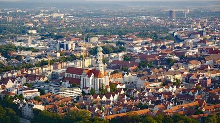 Augsburg   © thfr / Pixabay