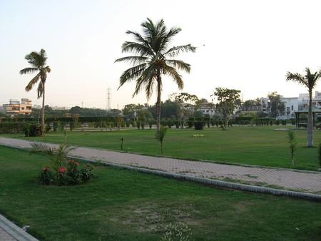 aziz bhatii park