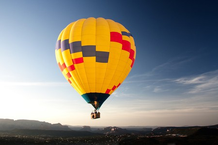 Balloon ride | © Thales / Flickr
