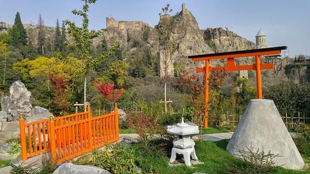 Autumn in Botanical Garden   © Mostafameraji / WikiCommons