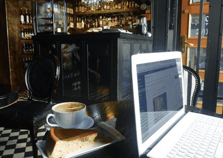 Cafe Factotum I © Northern Irishman in Poland