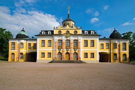 Schloss Belvedere | © lapping / Pixabay