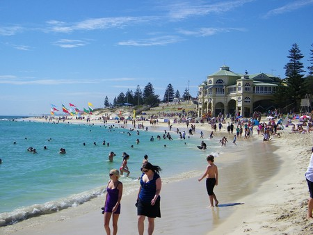 Cottesloe Beach | © Michael Spencer/Flickr