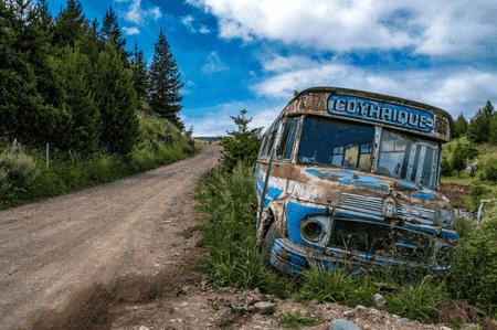 Coyhaique bus   © Serge / Flickr