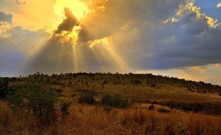 Cradle of Humankind Sunset   © Martin Heigan/Flickr