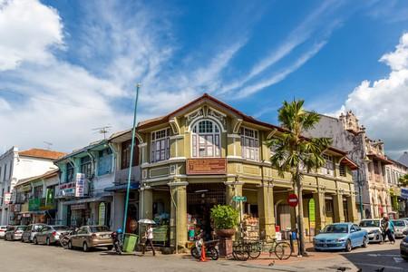 George Town, Penang | © LMspencer / Shutterstock.com