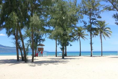 Danang's Sandy Beaches | © Daderot/WikiCommons
