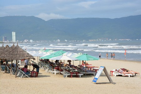 Danang's Coastline | © Paul Arps/Flickr