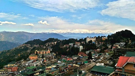 Darjeeling | © Piyush Tripathi / Wikimedia Commons