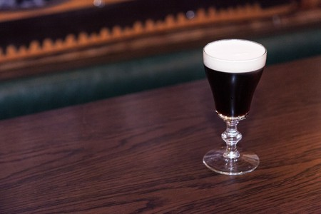 The Dead Rabbit's Irish Coffee