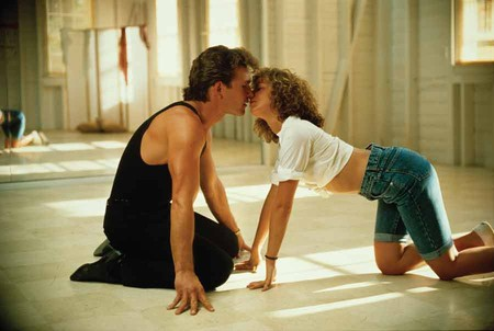 Dirty Dancing film still © Vestron Pictures
