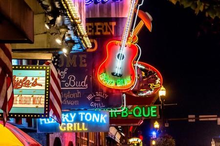 Downtown Nashville | © dconvertini / Flickr