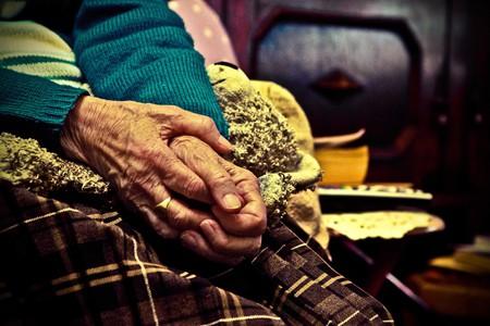 Elderly grandparent | © Chris Marchant/Flickr