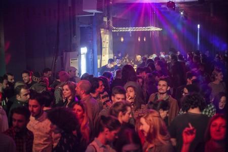 The bustling crowds at Elektropionir | © Aleksandra Nikolić