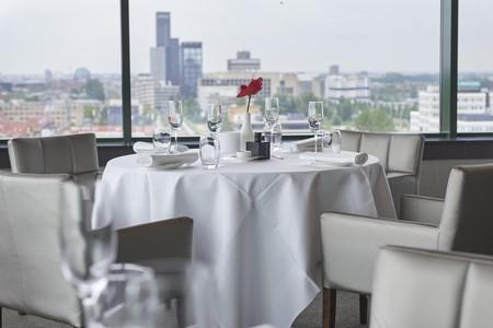 The view from Restaurant élevé   © Restaurant élevé / WTC Hotel Leeuwarden