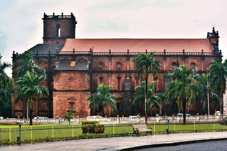Basilica of Bom Jesus, Goa | © Anupamg/Wikimedia Commons