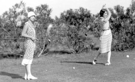 Golfers on the Coral Gables Country Club   Public Domain, via WikiCommons