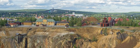 Falun's famed Great Copper Mountain | Courtesy of Falugruva / MyNewsDesk