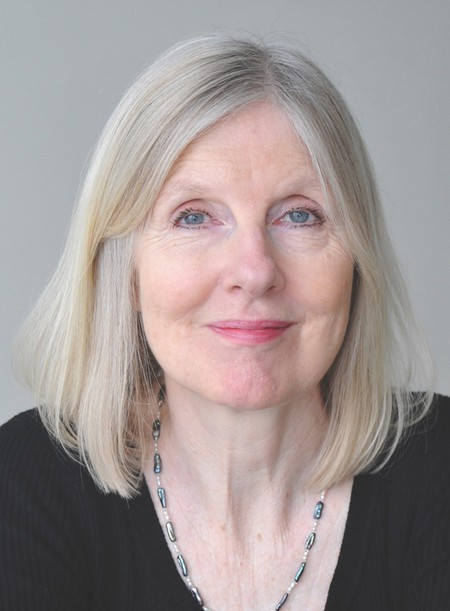 Helen Dunmore, winner of the 2017 Costa Book of the Year