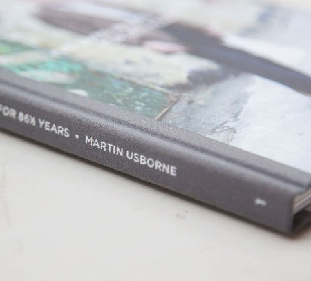 'I've Lived in East London for 86 ½ Years' by Martin Usborne | Courtesy of Hoxton Mini Press