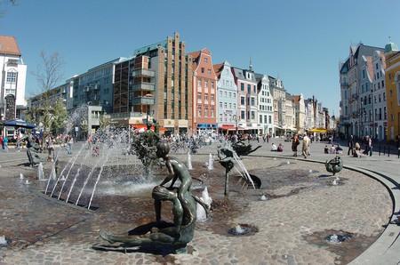 Kröpeliner Straße   © Frank Hormann/ nordlicht