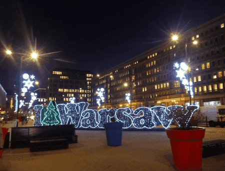 Unusual Dates in Warsaw | © Northern Irishman in Poland