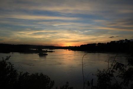 Sunset on the Nile in Jinja | © Justin Cardenas / Flickr