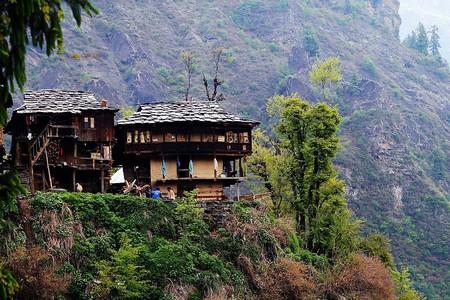 Malana Village | Anees Mohammed KP / WikiCommons