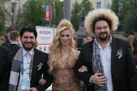 Serbia didn't make it to the finals of Eurovision in 2009, but Marko Kon's song is still a classic | © Wikimedia Commons