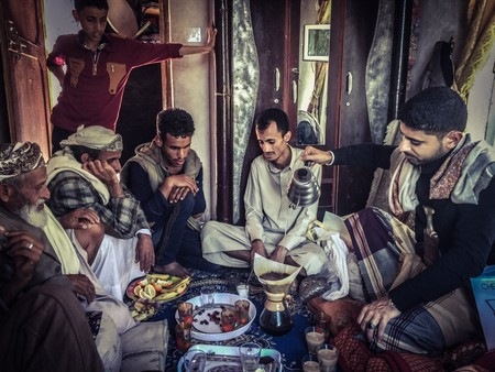 Mokhtar Alkhanshali in Yemen | © Port of Mokha