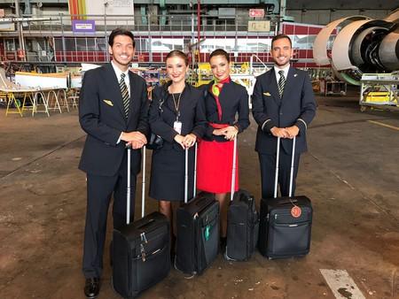 Meet a few members of the flight crew | © Courtesy of TAP Air Portugal Social Media Team